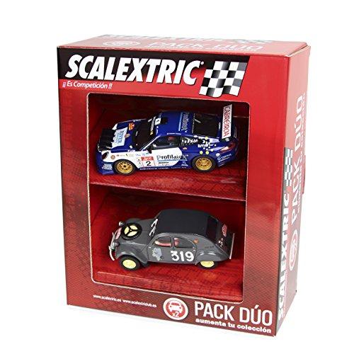 Scalextric Original Pack Dúo surtido 2 Porsche 911