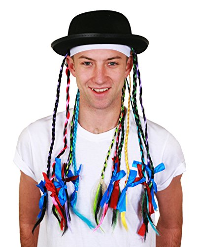 Best Value Boy George 80s Hat for Adults