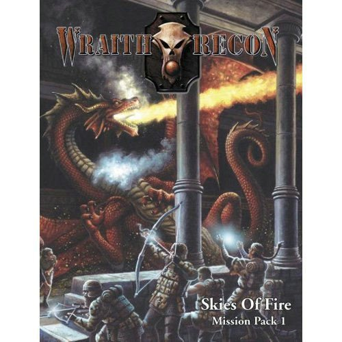 Wraith Recon Mission Pack 1: Skies of Fire PDF Books