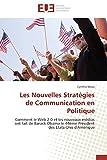 Les nouvelles stratégies de communication en politique