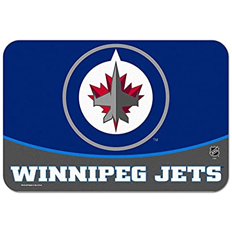 NHL Winnipeg Jets 20 x 30-Inch Floor Mat