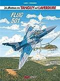 Die Abenteuer von Tanguy und Laverdure: Band 21: Flug 501 Hardcover
