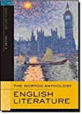 The Norton Anthology of English Literature, Volume 2: The Romantic Period through the Twentieth Century (Norton Anthology of English Literature) by M. H. Abrams (2006-01-04)