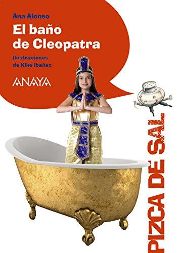 El baño de Cleopatra por Ana Alonso