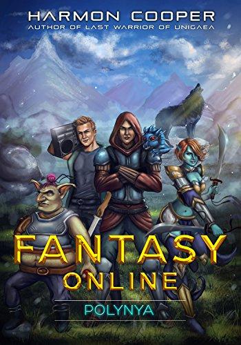 Fantasy Online Polynya: A LitRPG Saga (English Edition)