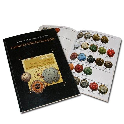 Répertoire des capsules anciennes de bouchons de champagne : Capsules-collection.com