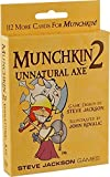 Munchkin Expansion 2: Unnatural Axe