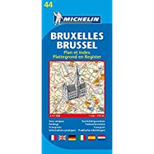 Plan Michelin Bruxelles