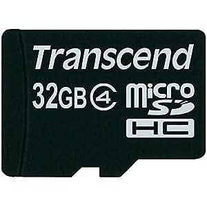 Transcend - Carte Memoire Micro Sd Sony Xperia Z3 Compact - 32Go