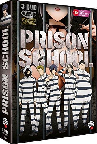 Prison School Serie Completa + Libreto [DVD]