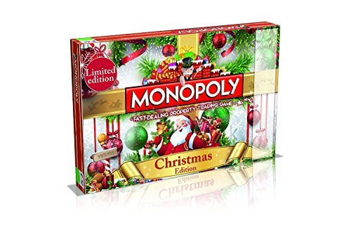 Christmas Monopoly Limited Edition by - Monopoly Christmas