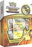 Pokémon Pokemon 25965 PKM SM03.5 Pikachu Pin Box, bunt