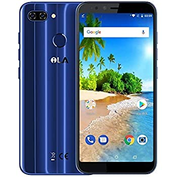 iLA Silk Telefono Movil Libre Doble SIM, Smartphone Moviles 4GB RAM 64GB ROM, Android