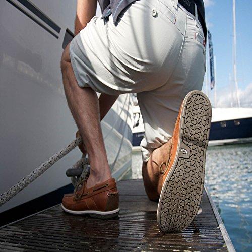 Gill Baltimore 2 Eyelet Deckshore Deck Shoe in Brown 920 brown