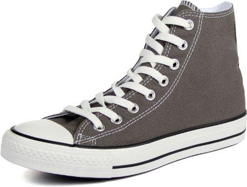 Converse Chuck Taylor All Star Core Hi (8.5 D(M) US / 10.5 B(M) US / 42 EUR, Charcoal) - Converse Chuck Taylor Hi Charcoal