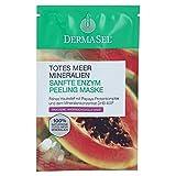 Dermasel Spa Totes Meer Maske Enzym Peeling, 12 ml