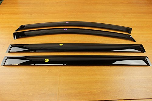 chrysler-pacifica-set-of-front-rear-tinted-window-air-deflectors-oem-by-mopar