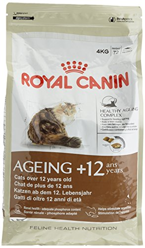 Royal Canin Cat Food Ageing +12 4kg