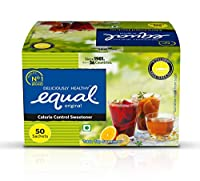 Equal Calorie Control Sweetener (50 Sachets - Pack of 3)
