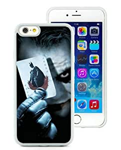 6 4.7 TPU Case,Joker 7 White iPhone 6 4.7 inch TPU case