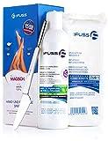 Hornhautentferner Mr. Fuss Lösung No. 4 - schnell erweichend - 250ml Plus Pack Multi - gegen Hornhaut, Nagelhaut, Druckstellen, Schwielen mit Sofortwirkung in 10 Minuten