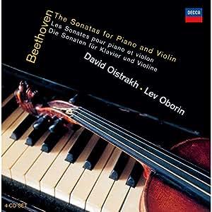 Sämtliche Violinsonaten 1-10 (Ga)