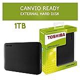 Toshiba 1Tb External Hard Disk Drive