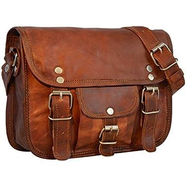 Gusti Emilia 7 Leather Shoulder Bag for 7 Inch Tablet Handbag Evening Bag Shoulder Bag Evening Bag Handbag Old School…