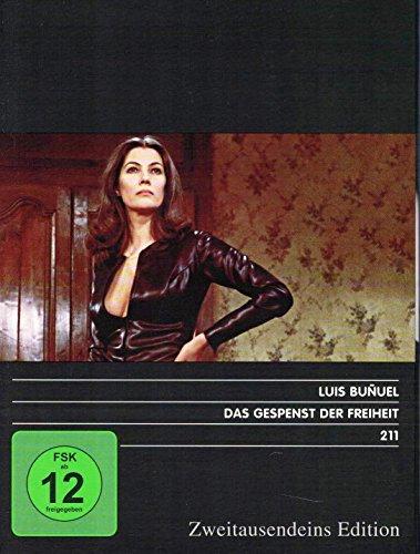 Bild von Das Gespenst der Freiheit. Zweitausendeins Edition Film 211