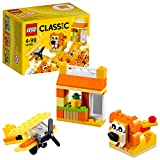 #9: Lego Orange Creativity Box, Multi Color
