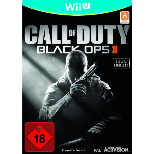 Call of Duty: Black Ops II (100% uncut) - [Nintendo Wii U]