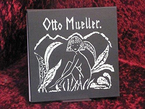 Otto Mueller. Bilder, Aquarelle, Kreiden, Lithographien. (Austellung 13. Oktober - 23. November...