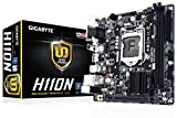 Gigabyte GA-H110N Intel H110 Express Chipset Mini ITX motherboard - motherboards (DDR4-SDRAM, DIMM, 2133 MHz, Dual, 8GB, 8GB,16GB)