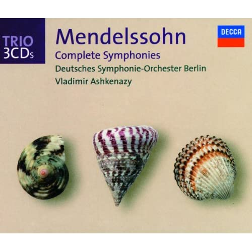 "Mendelssohn: Symphony No.2 In B Flat, Op.52, MWV A 18 - ""Hymn Of Praise"" - 9. ""Drum sing ich mit meinem Liede ewig"""