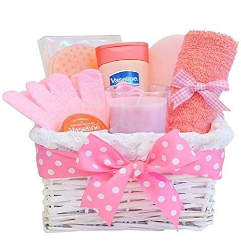 Mum Birthday Gift Basket Hamper / Mothers Day Gift / Pamper Gift for Mum / Christmas Present for Mum / New Mum Gift / FAST