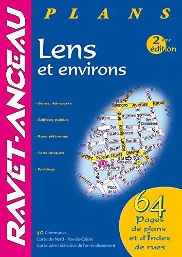 Guide-plans Lens et environs