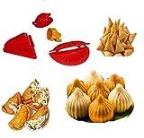 SIDDHMURTI Samosa Kachuri Maker,Cutlet,Modak Gujiya Pie Mould Maker Kitchen Tool