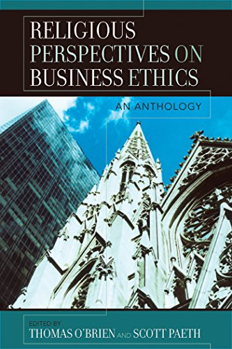 es on Business Ethics: An Anthology (Religion and Business Ethics) (English Edition) ()