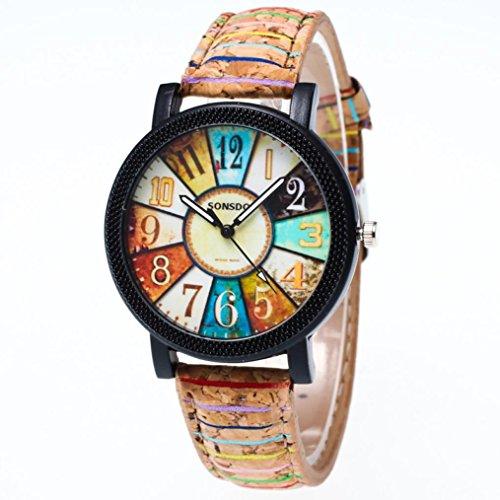 Relojes-Pulsera-MujerKanLin1986-Harajuku-graffiti-patrn-de-cuero-cinturn-anlogo-cuarzo-relojes-Para-Mujeres
