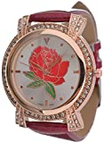 KMS Analog White Dial Women's Watch - RE...