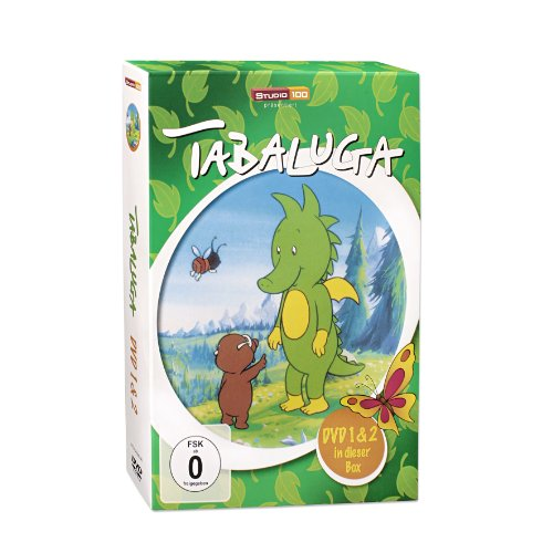 Tabaluga 2-DVD-Box