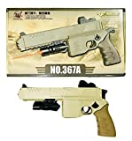 Best Airsoft Guns - Babygo Khaki Airsoft Pistol Toy Gun with Extra Review