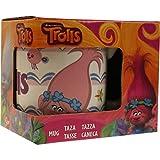 Trolls Kids Tasse in Geschenk-Box, weiß
