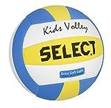 Select Kids Volleyball, 4, weiß blau gelb, 2144600205