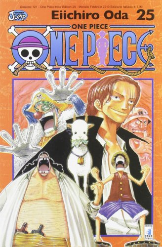 One piece. New edition: 25