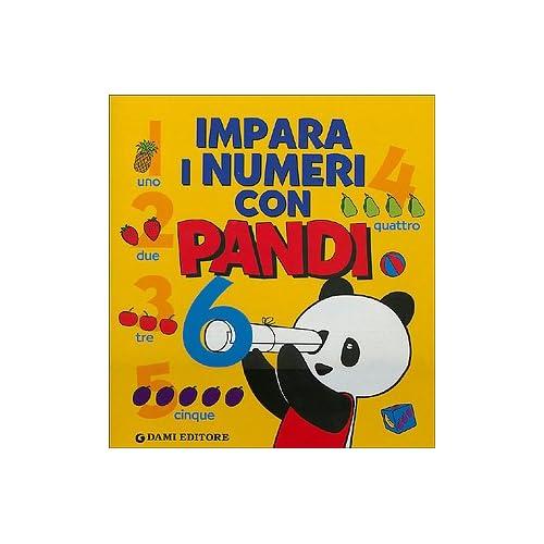 Impara I Numeri Con Pandi