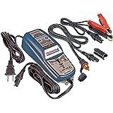 Tecmate OptiMate 4 Chargeur de batterie avec système CAN Bus pour BMW Entretien approfondi de batterie 12 V Avec connecteurs