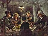 Lais Puzzle Vincent Willem van Gogh - Die Kartoffelesser 1000 Teile