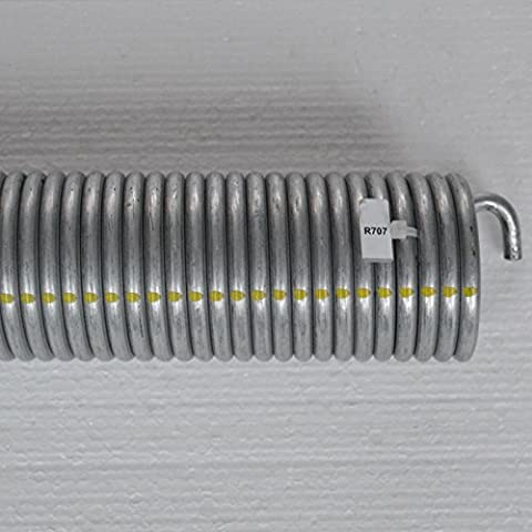 1 piece spring torsion Spring R707/L26 for Hörmann Garage Door Gate Spring
