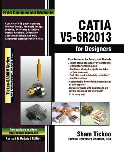 CATIA V5-6R2013 for Designers
